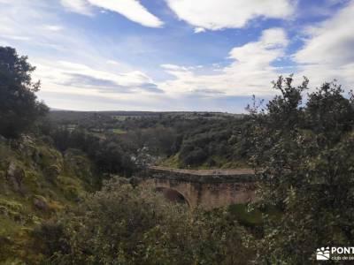 Puente de la Marmota - Parque Regional de la Cuenca Alta del Manzanares actividades este fin de sema